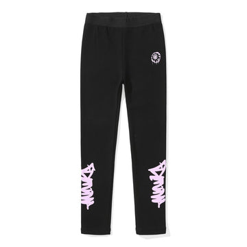 Keep Watch Pant Logo Leggings - Mishka