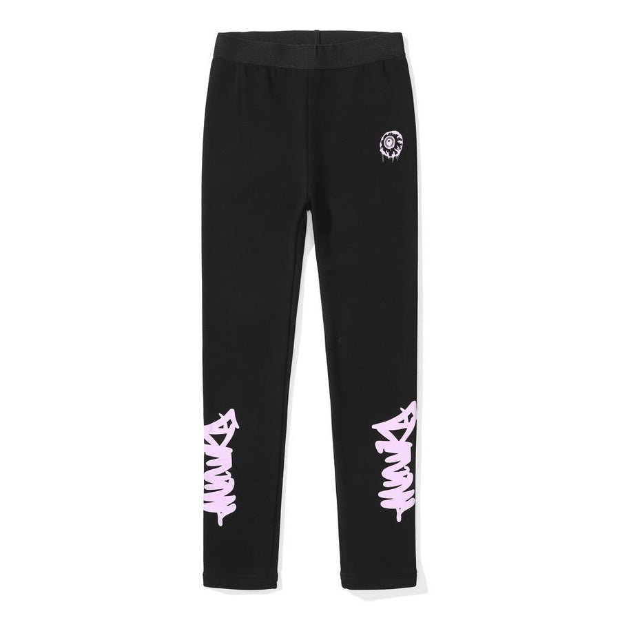 Keep Watch Pant Logo Leggings - Mishka NYC