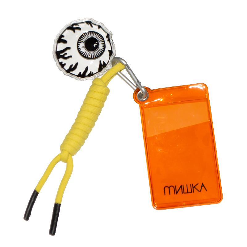 Keep Watch Pass Keychain - Mishka