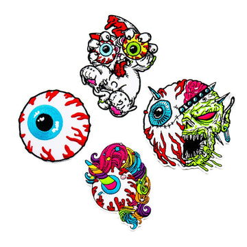 Keep Watch Patch Bundle - Mishka