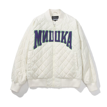 Keep Watch Quilted Jacket - Mishka