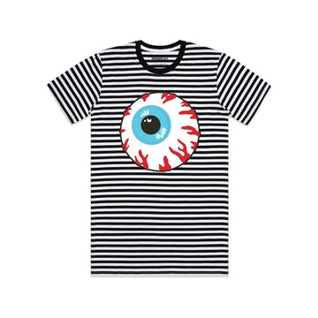 Keep Watch Stripped Tee - Mishka