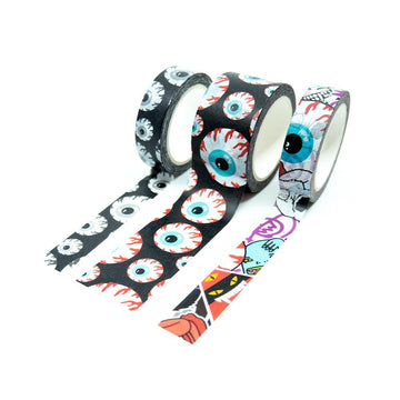 Keep Watch Washi Tape Set - Mishka