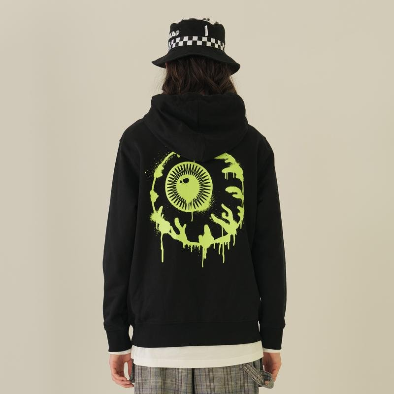 Keep Watch Wet Paint Hoodie - Mishka