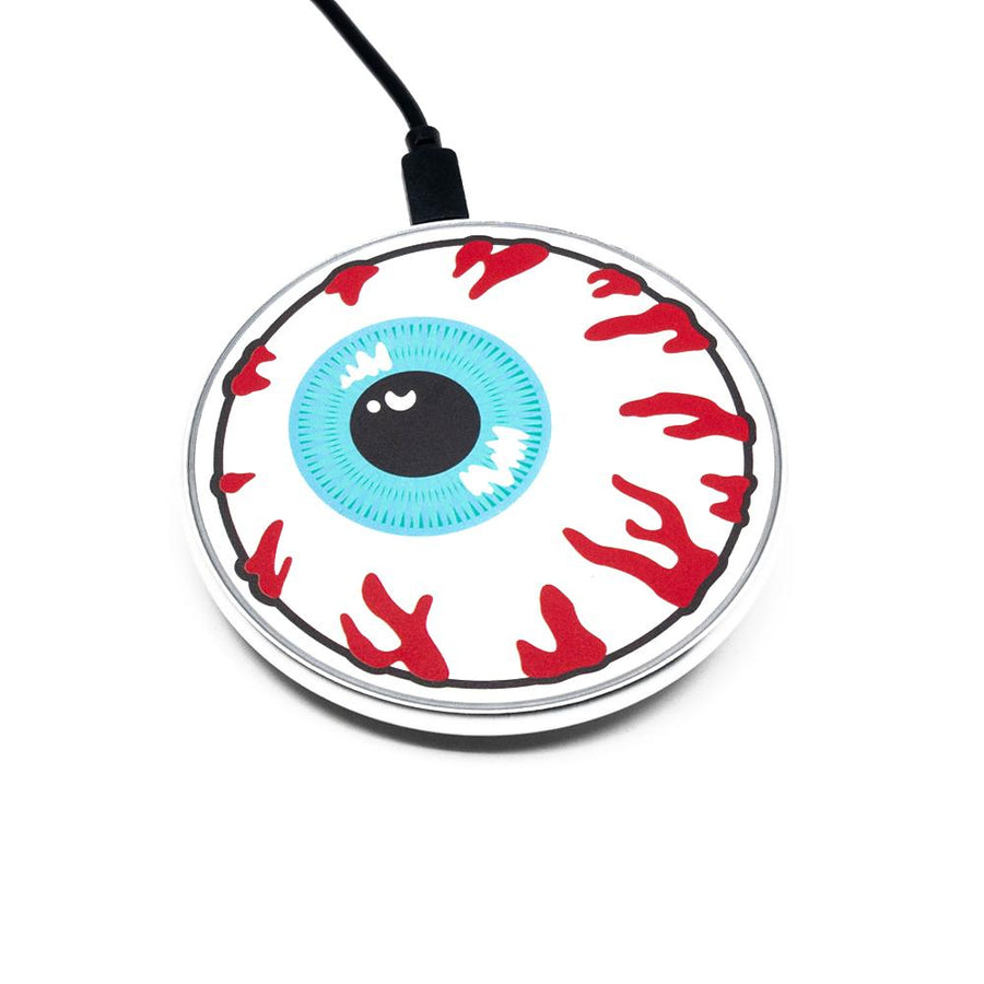 Keep Watch Wireless Charger - Mishka