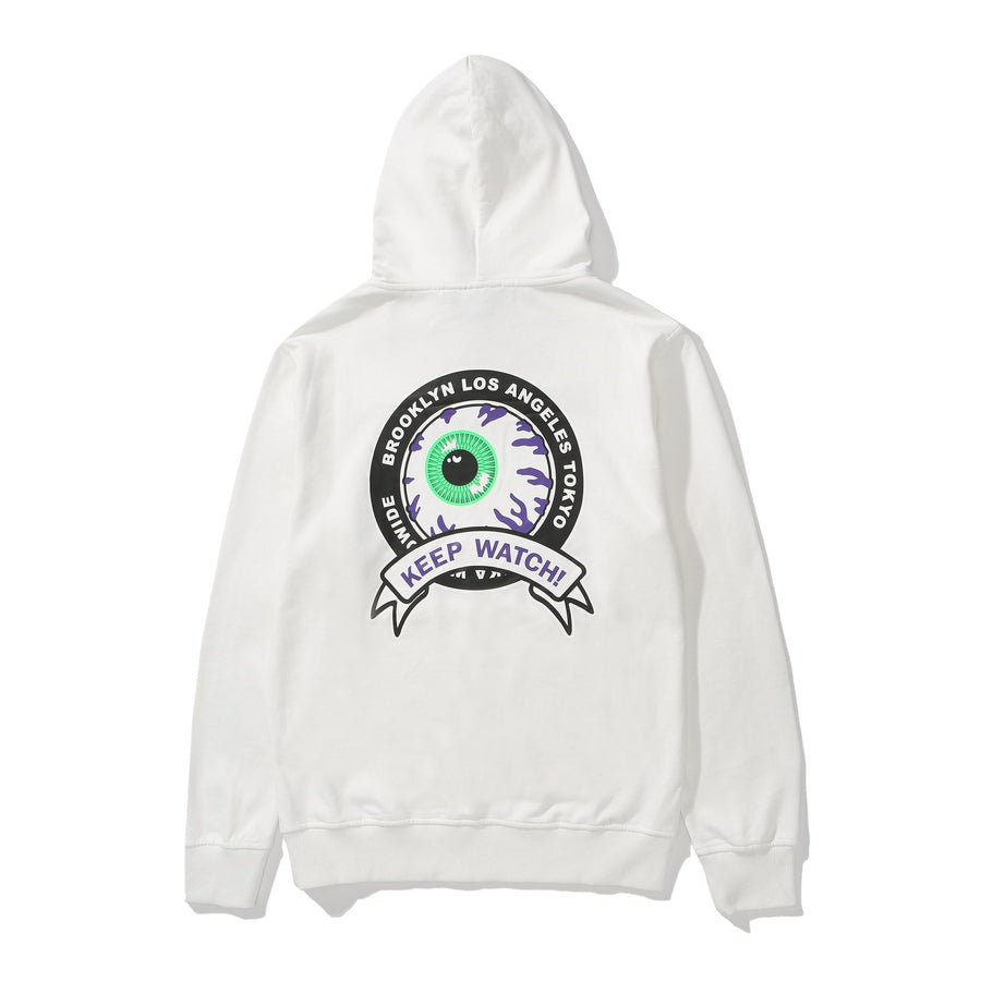 Keep Watch Worldwide Hoodie - Mishka NYC