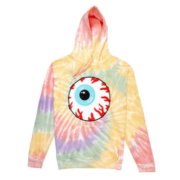 Keep Watch Zen Rainbow Hoodie - Mishka