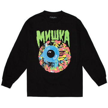 Lamour Chaos Keep Watch Tee - Mishka NYC