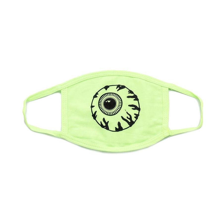 Lime Keep Watch Face Mask - Mishka