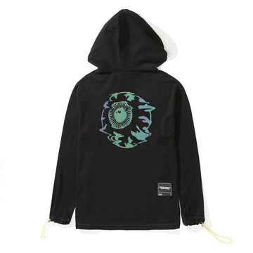 Look At Your Game Girl Hoodie - black - Mishka