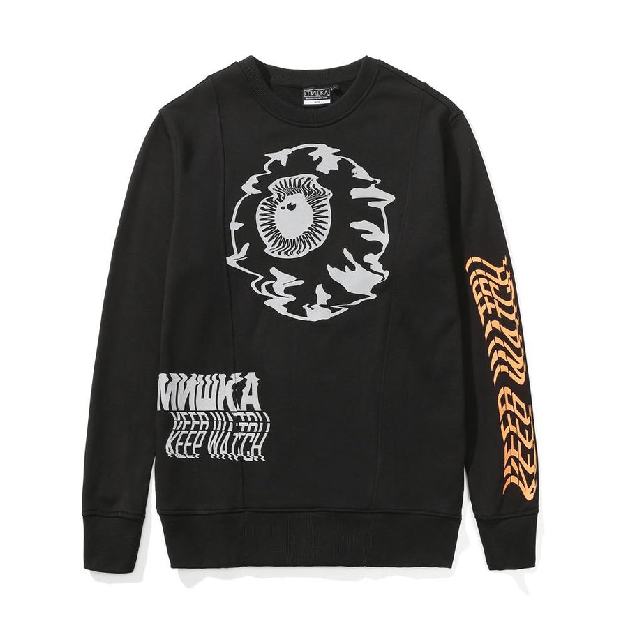 Love Is Knowing Pullover - black - Mishka
