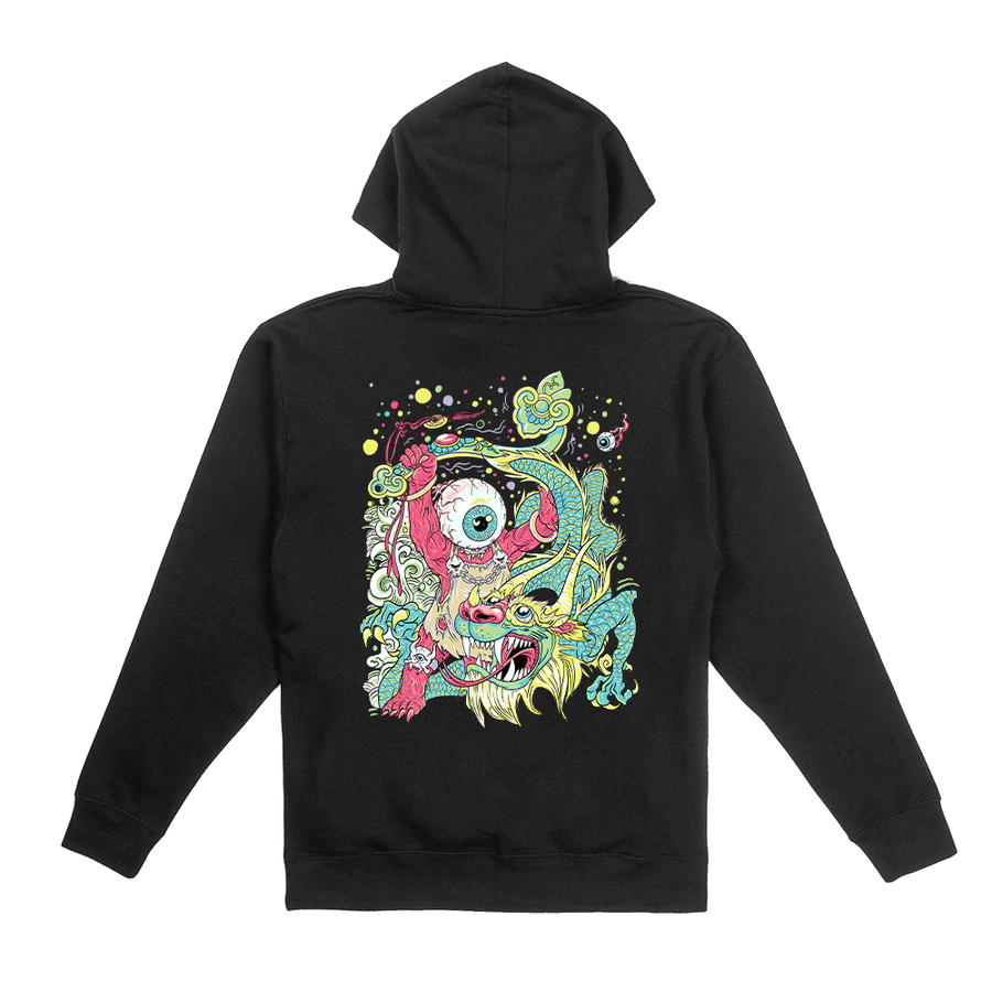 Lunar New Year Demon Hoodie - Mishka