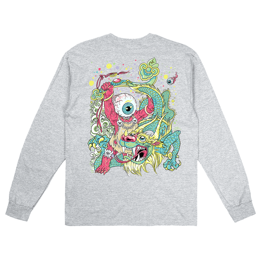 Lunar New Year Demon Longsleeve - Mishka