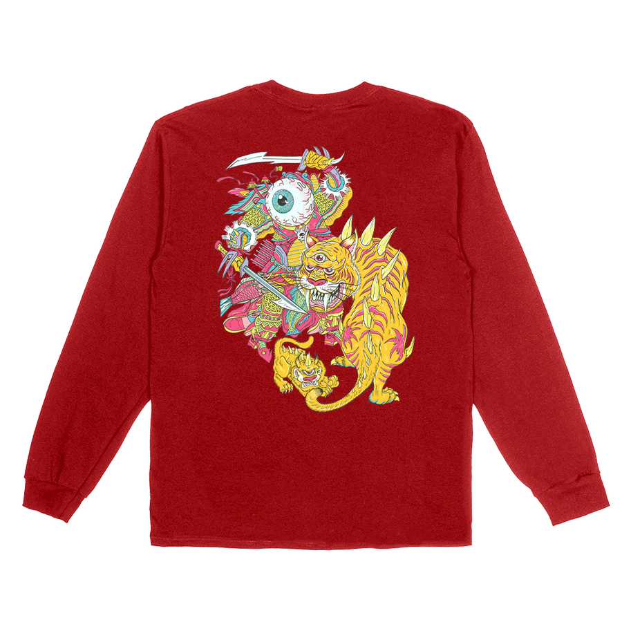 Lunar New Year Tiger Longsleeve - Mishka