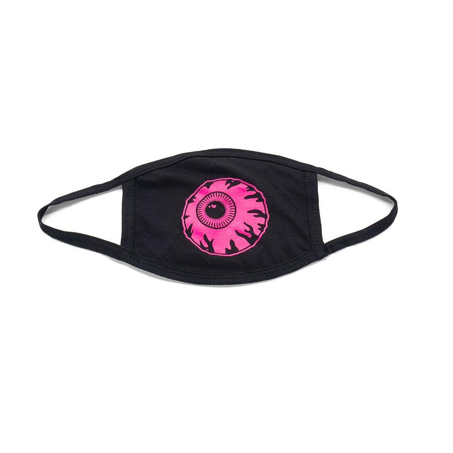 Magenta Keep Watch Face Mask - Mishka