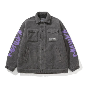 Melt Keep Watch Jacket - Mishka