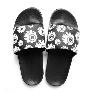 Monochrome Keep Watch Slides - Mishka NYC