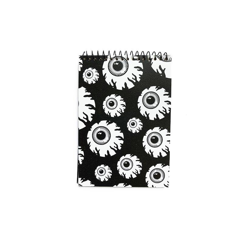 Monochrome Keep Watch Task Pad - Mishka