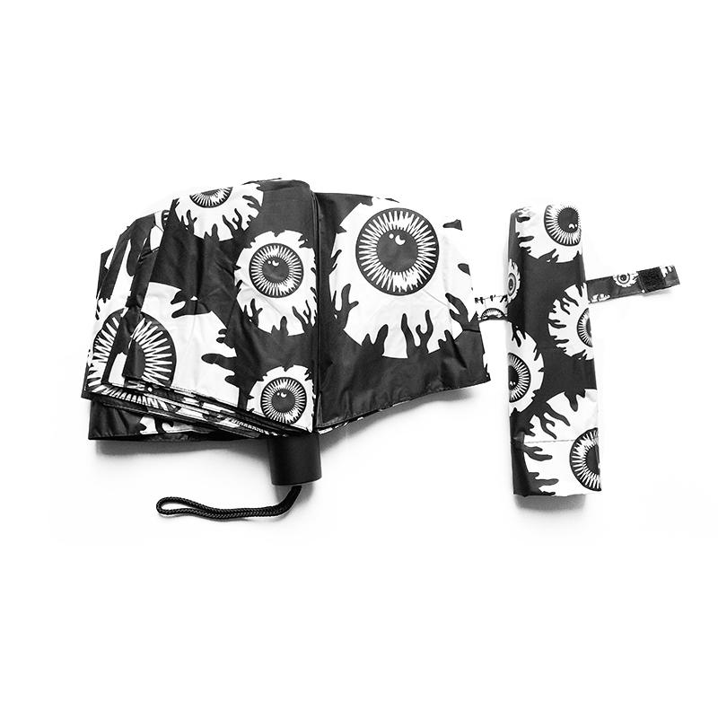 Monochrome Keep Watch Umbrella - Mishka