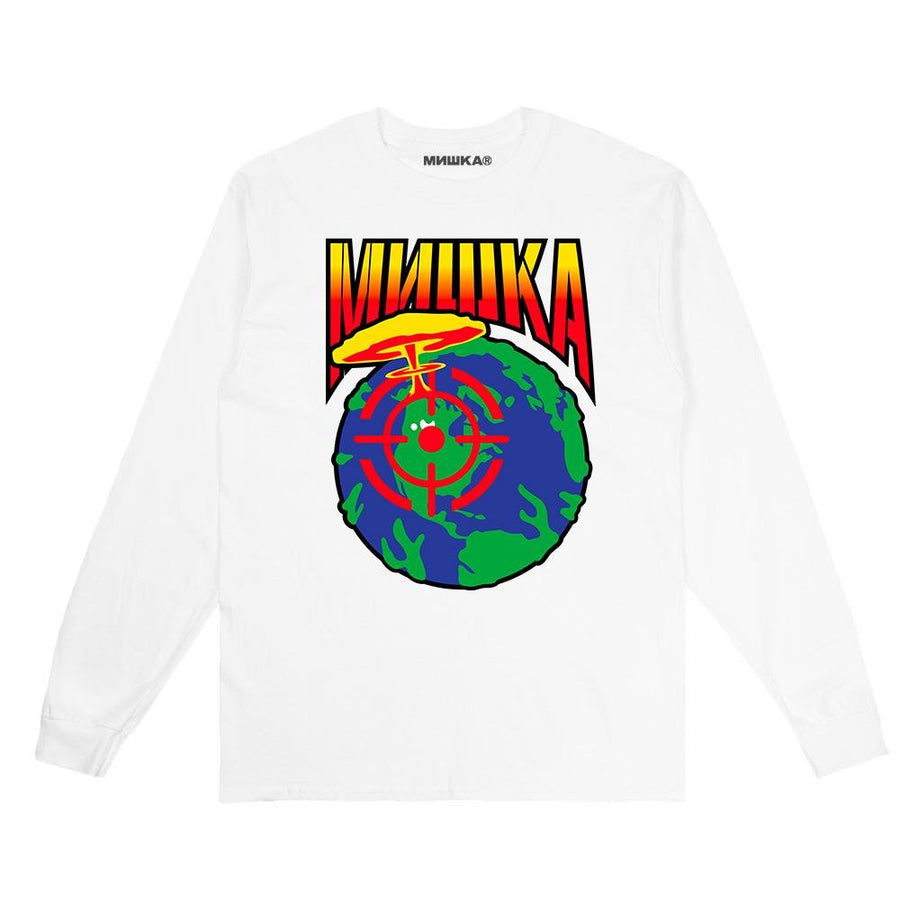 New World Order Longsleeve - Mishka (6306826944697)