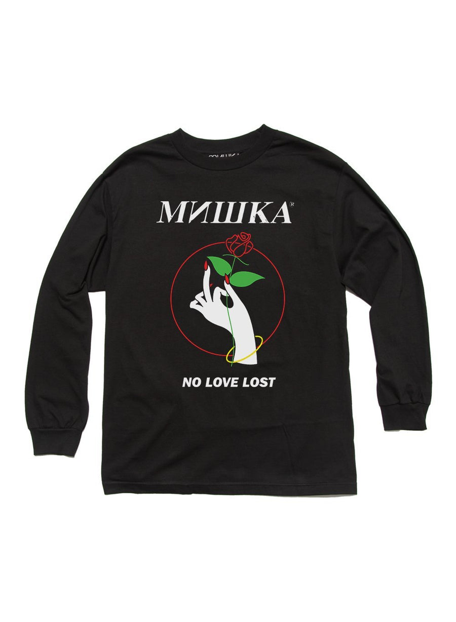 No Love Lost - Mishka