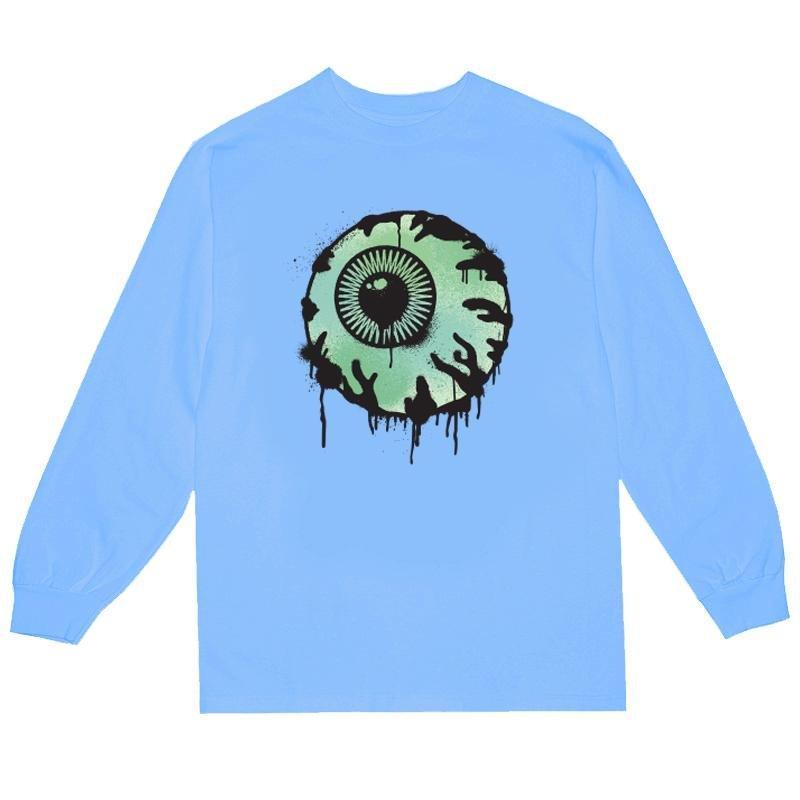 Overspray Keep Watch Longsleeve - Mishka NYC