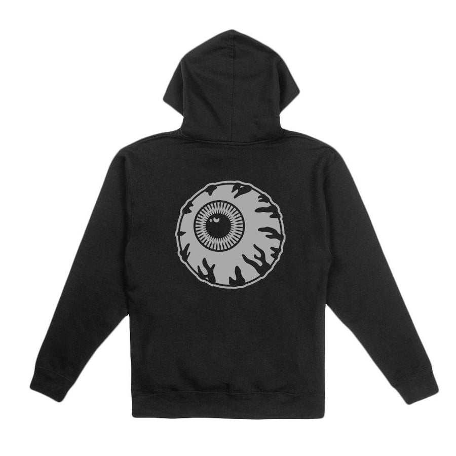 Reflective Keep Watch Hoodie - Mishka