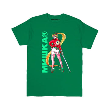 Samurai Keep Watch Tee - Mishka NYC