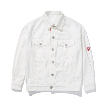 Speaker Head Denim Jacket - Mishka