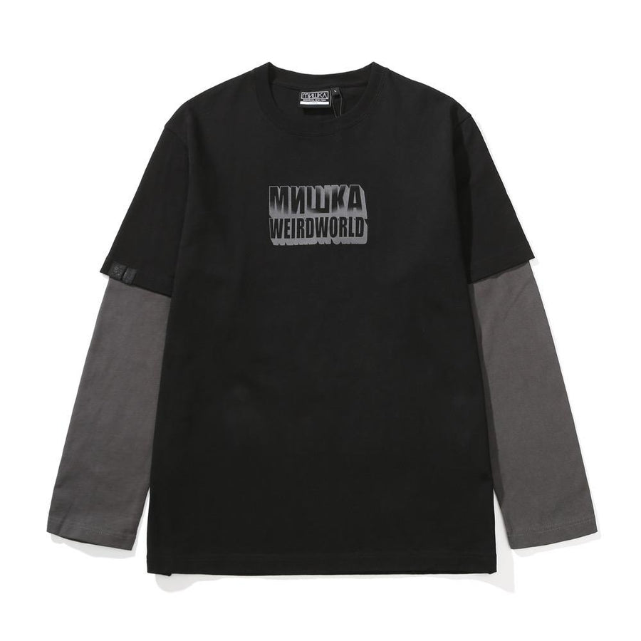 Split Icon Longsleeve - Mishka NYC