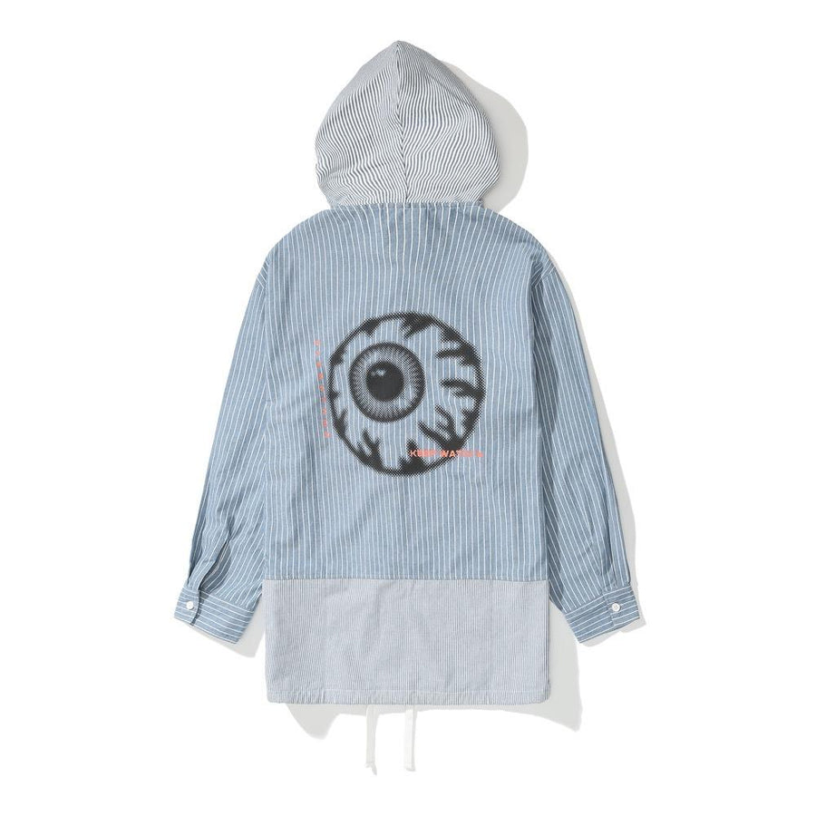 The Enemy Hooded Button Up - Mishka (6552016257209)