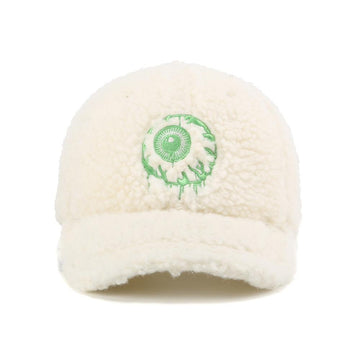 Toxic Cyrillic Polar Fleece Cap - Mishka