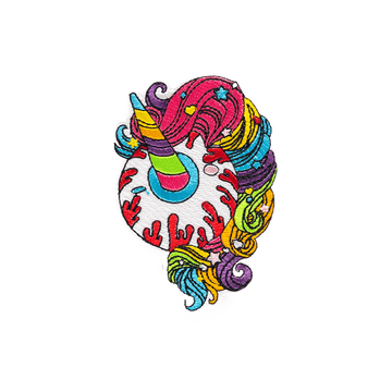 Unicorn Keep Watch Patch - Mishka