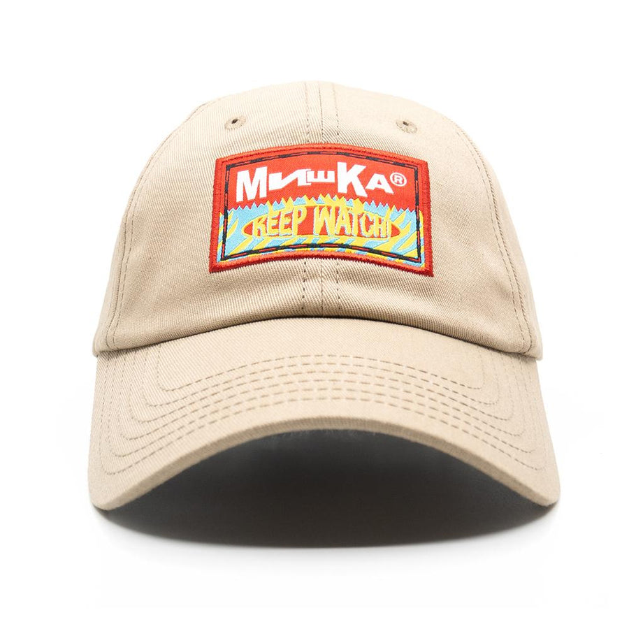 Watch on the Wild Side Dad Hat - Mishka NYC (6002959777977)