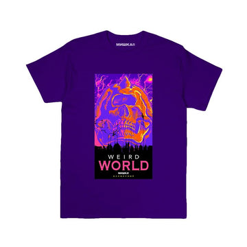 Weird World Tee - Mishka