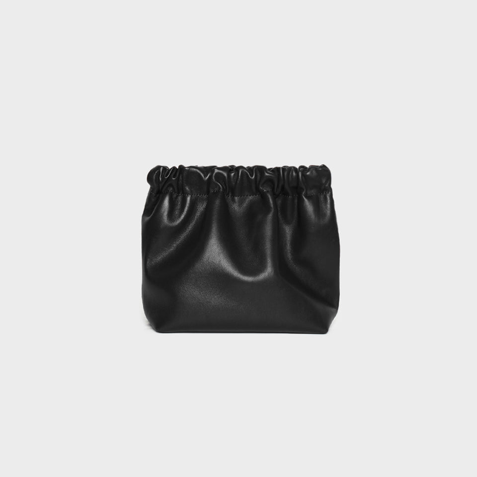 Bar Bag Square Smooth Black