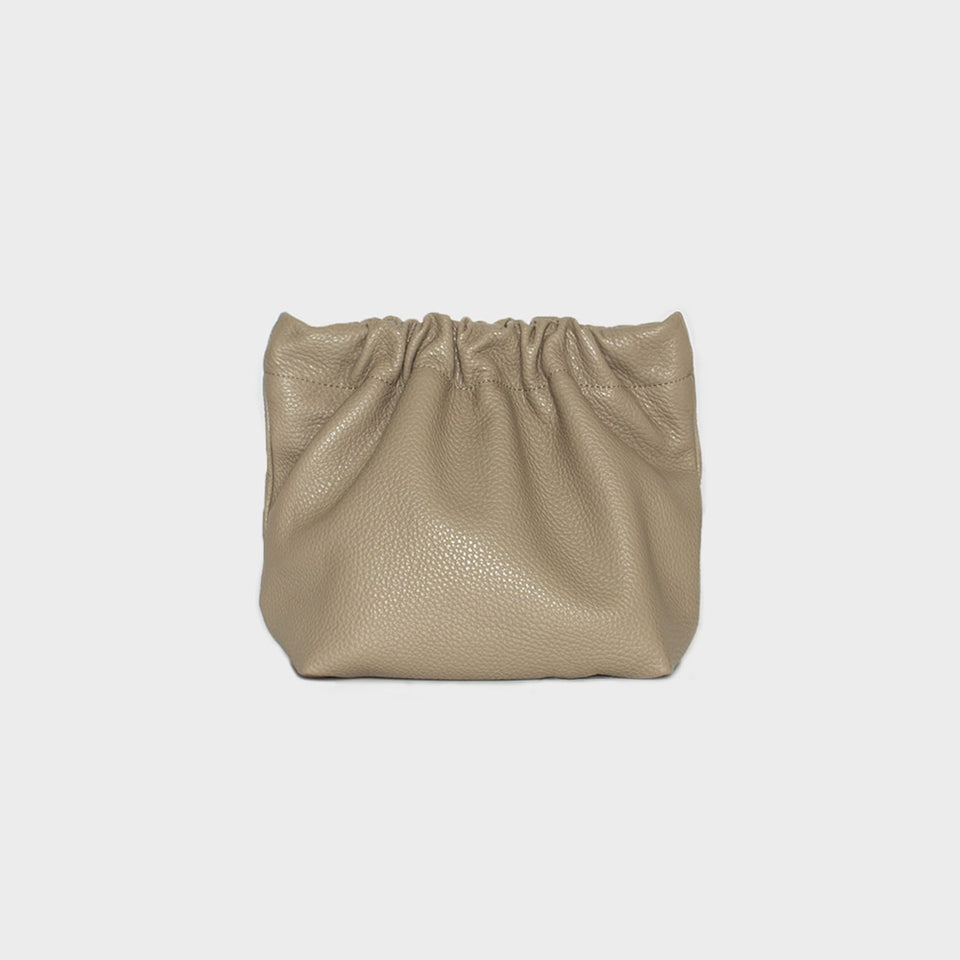 Bar Bag Square Grain Light Elephant