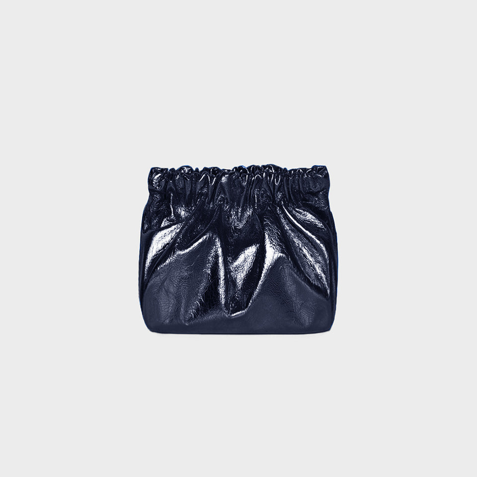 Bar Bag Square Metallic Midnight