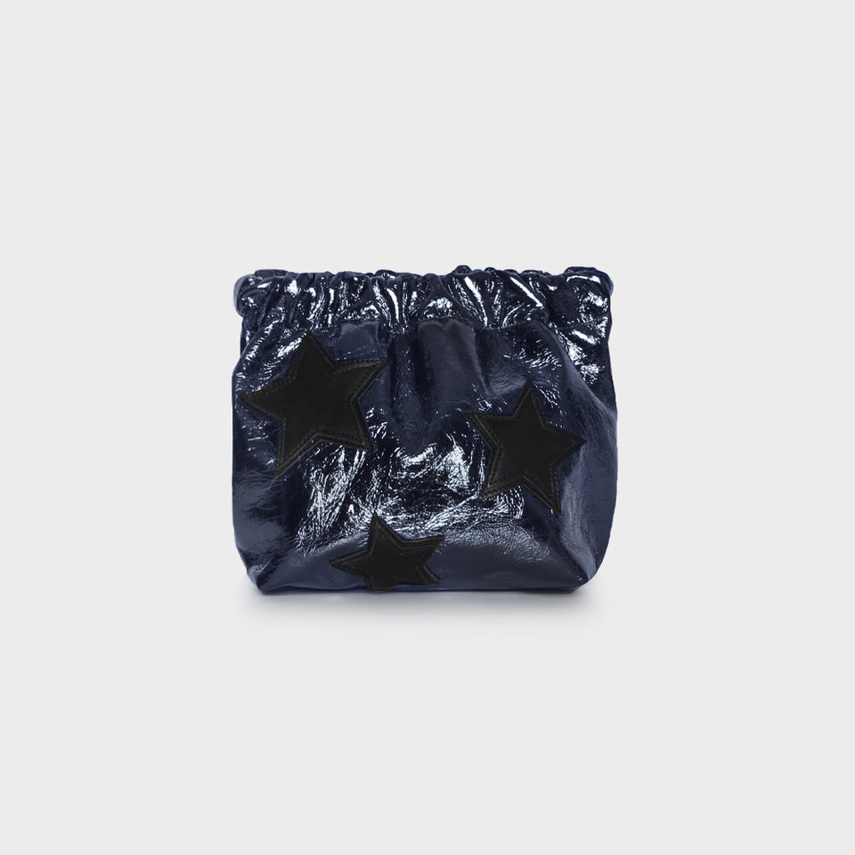 Bar Bag Square Stars Metallic Midnight