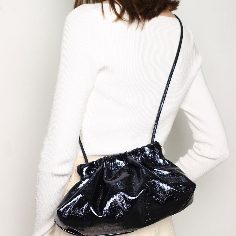 Bar Bag Cloud Petite Midnight Metallic