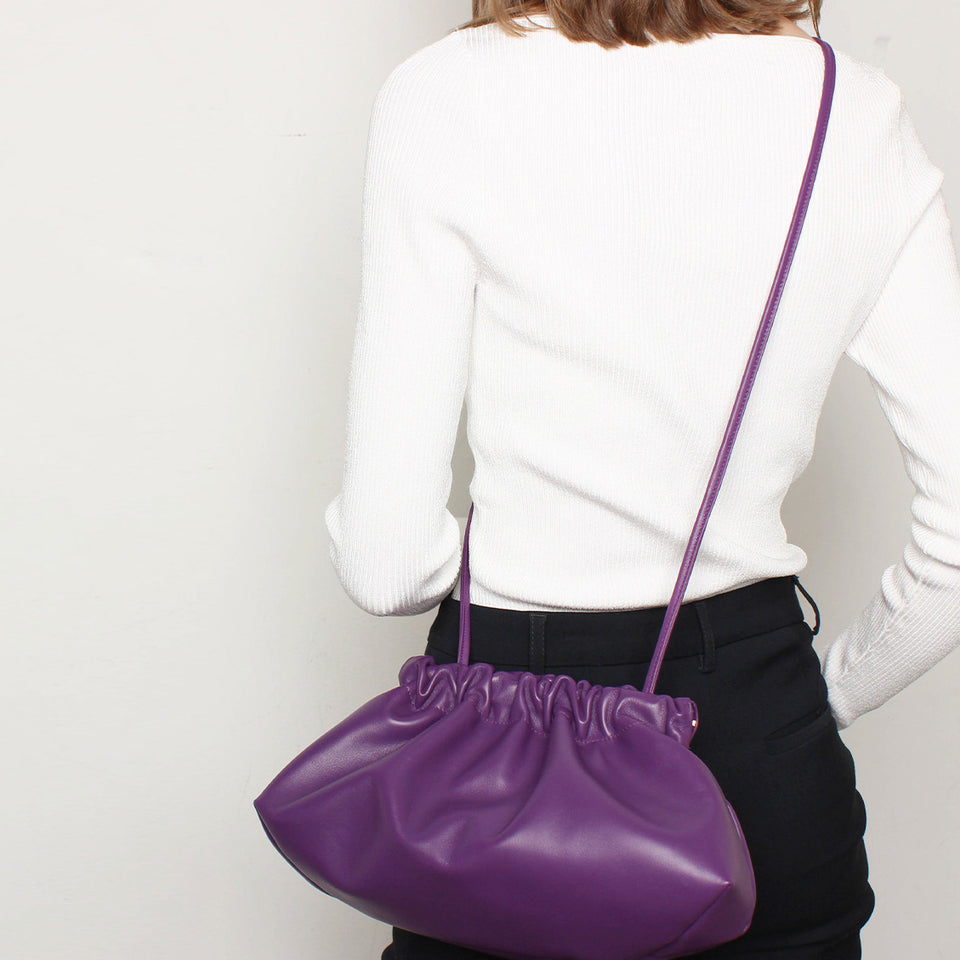 Bar Bag Cloud Petite Purple