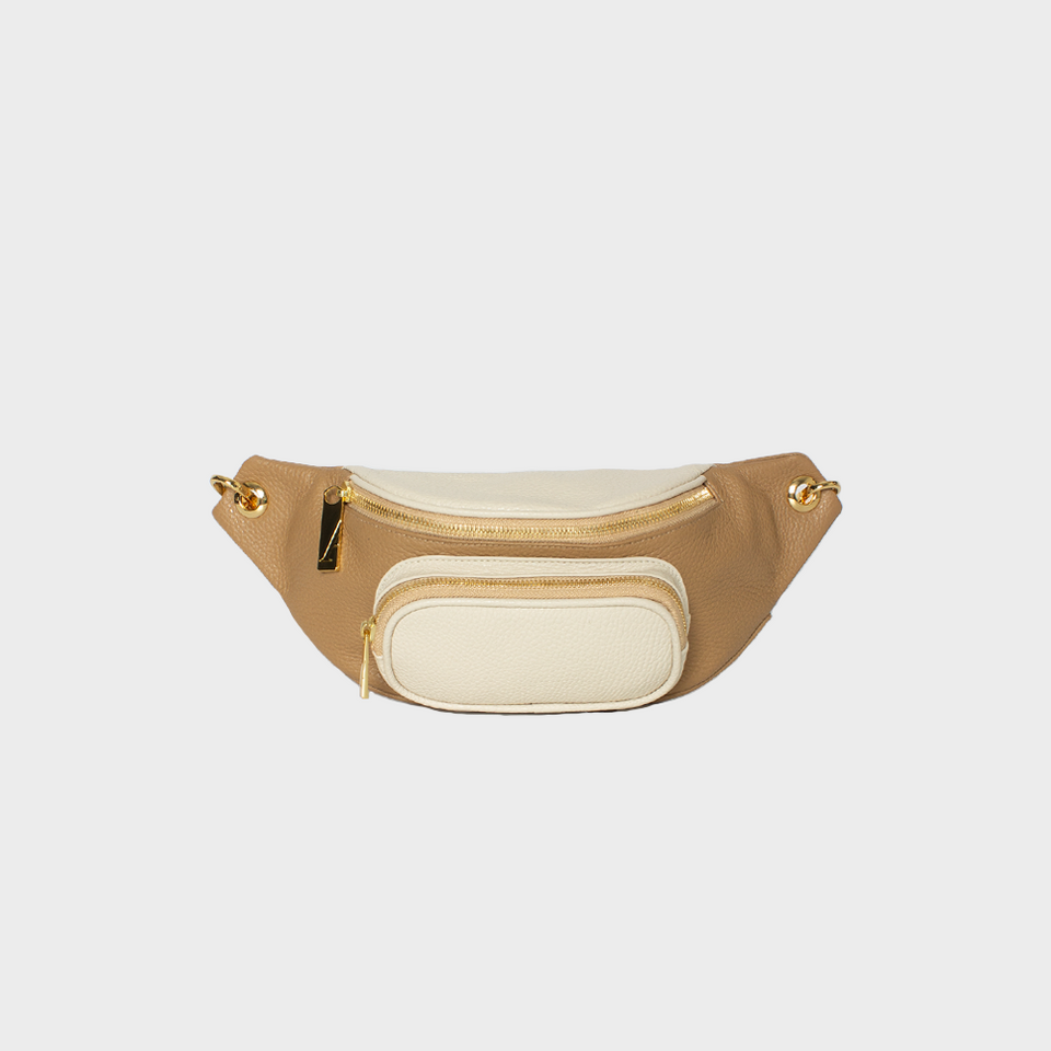 Belt Bag 2.0 Beige Mix