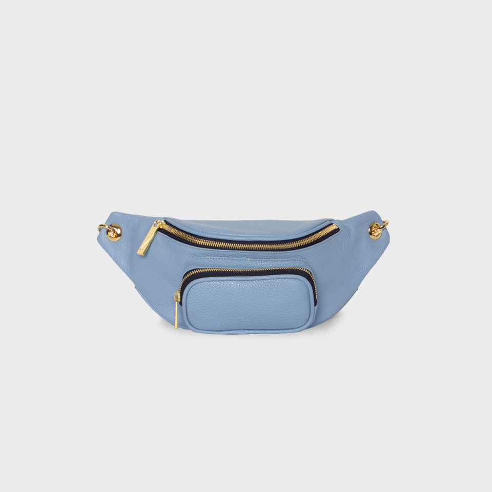 Belt Bag 2.0 Blue Grain