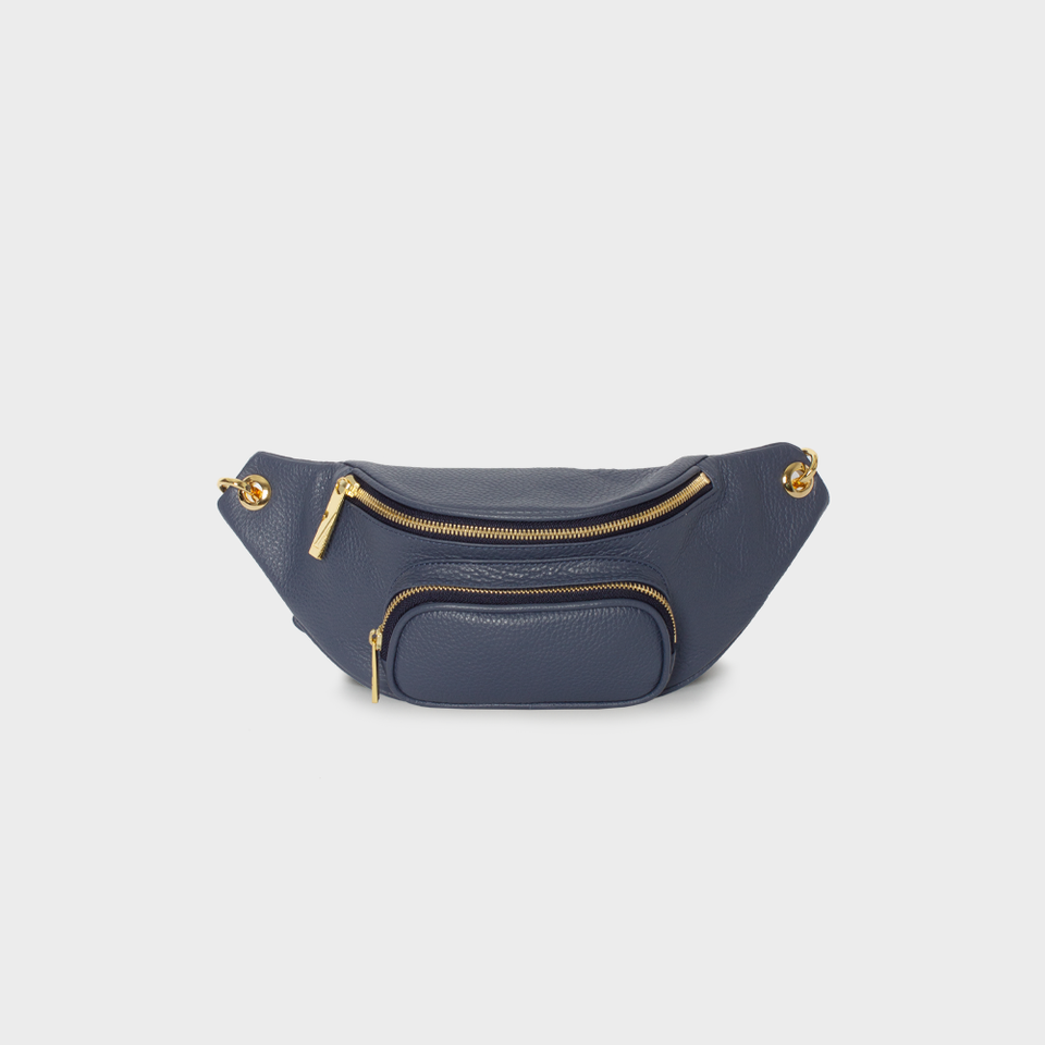 Belt Bag 2.0 Denim Grain