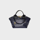 Carry All Handler Midi<br>Noir Navy