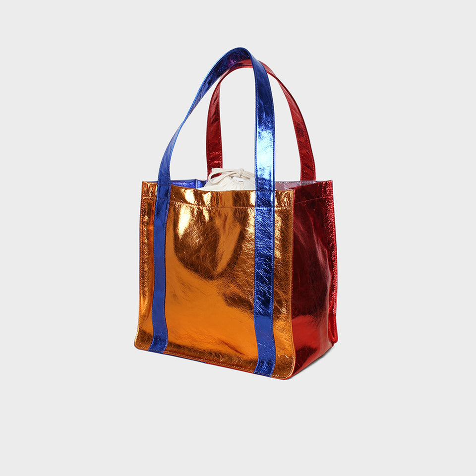 Orange Mix Grocer Bag Original
