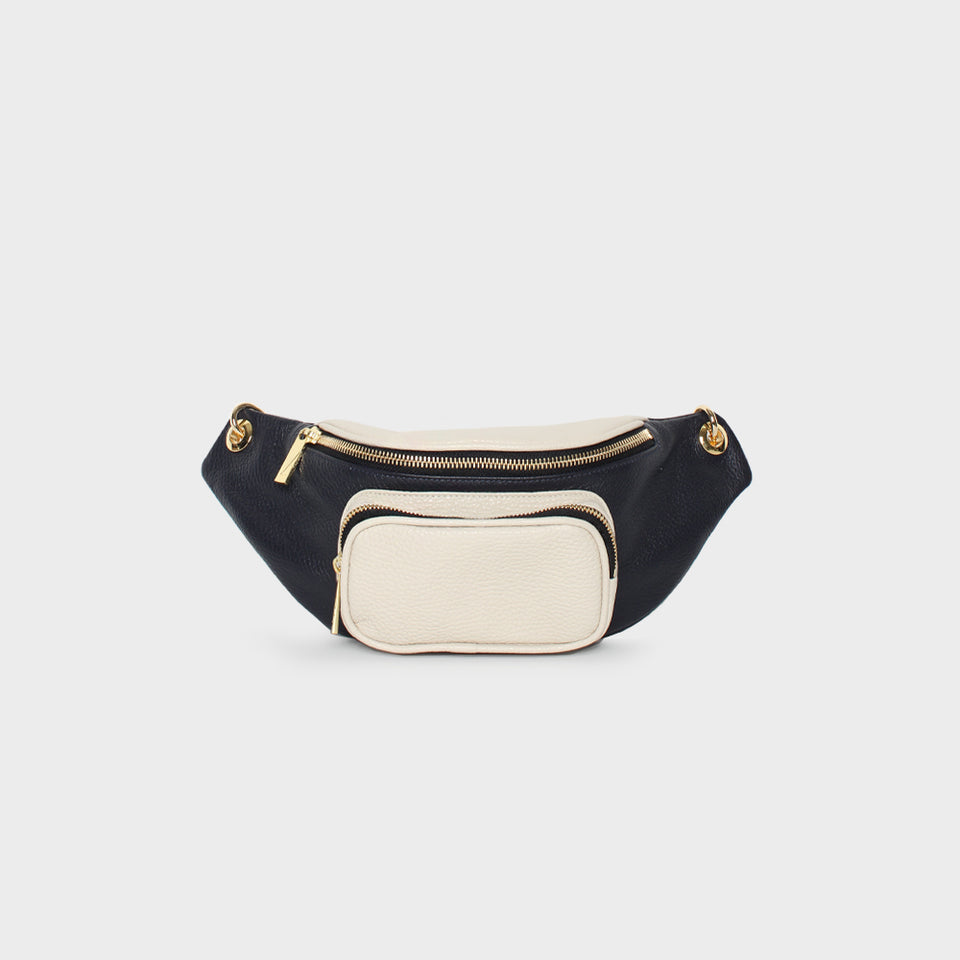 Belt Bag 2.0 Navy Mix