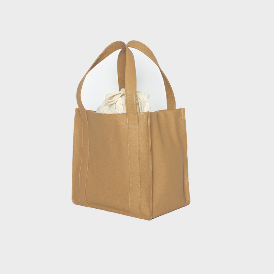 Grocer Bag Original Grain Beige