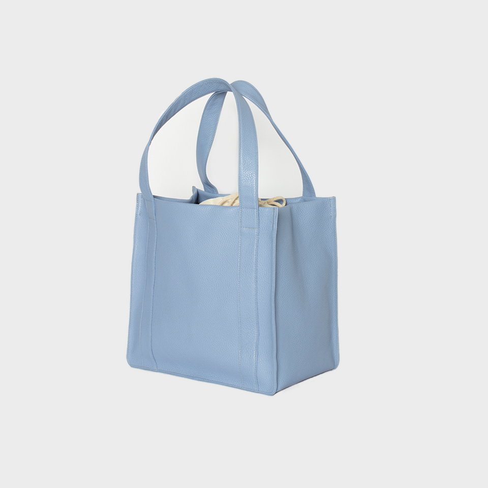 Grocer Bag Original Grain Blue