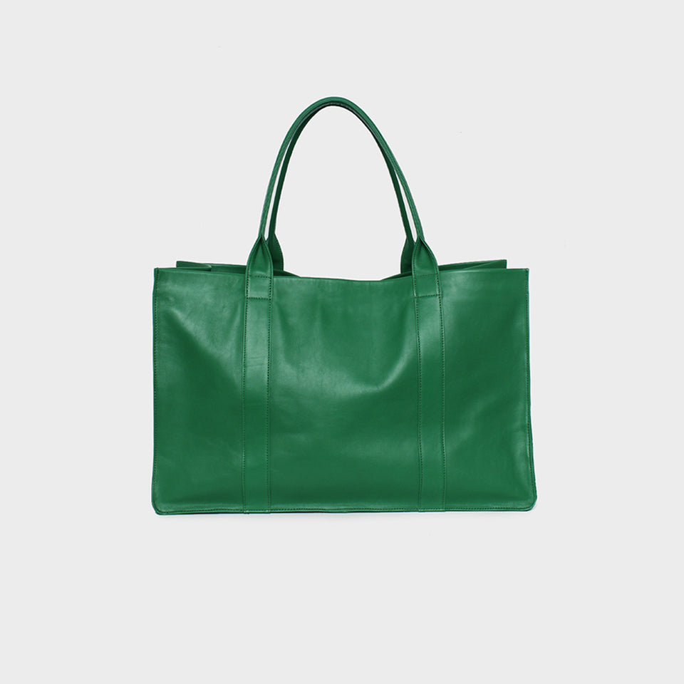 Green Grocer Bag Smooth